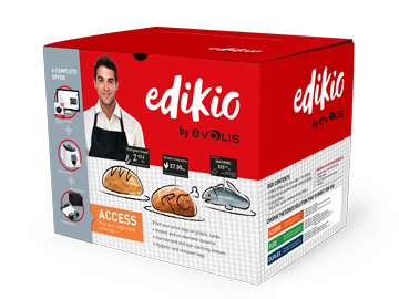Edikio Access packaging