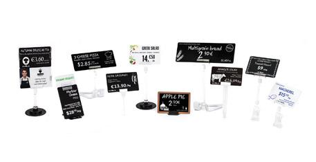 Edikio - Price tags accessories for Flex printer