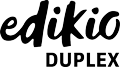 Edikio Duplex Price tag solution