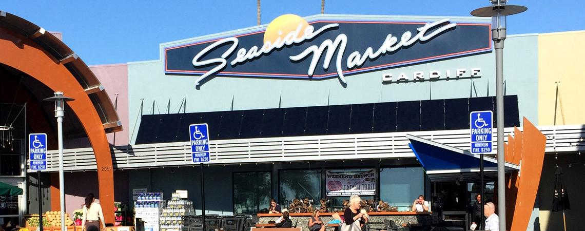 Seaside market success story