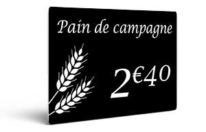 Le grenier à pain - Sample cards